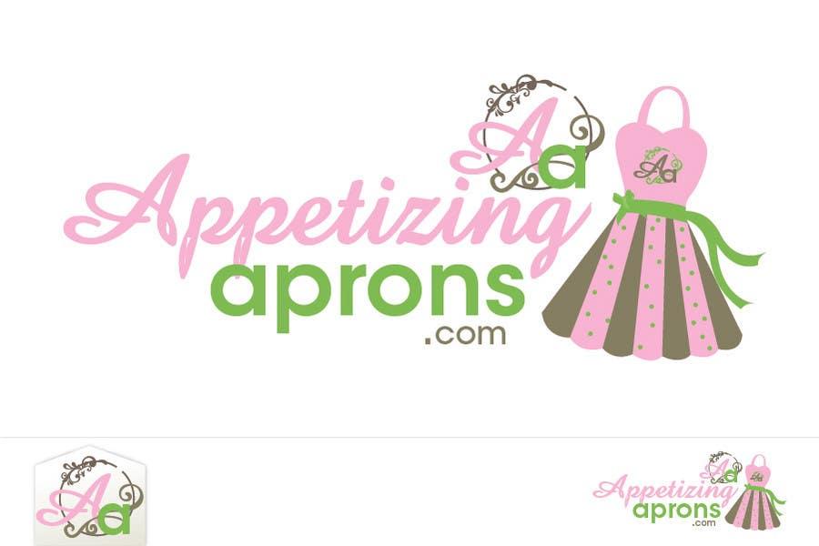 Penyertaan Peraduan #                                        33                                      untuk                                         Logo Design for AppetizingAprons.com