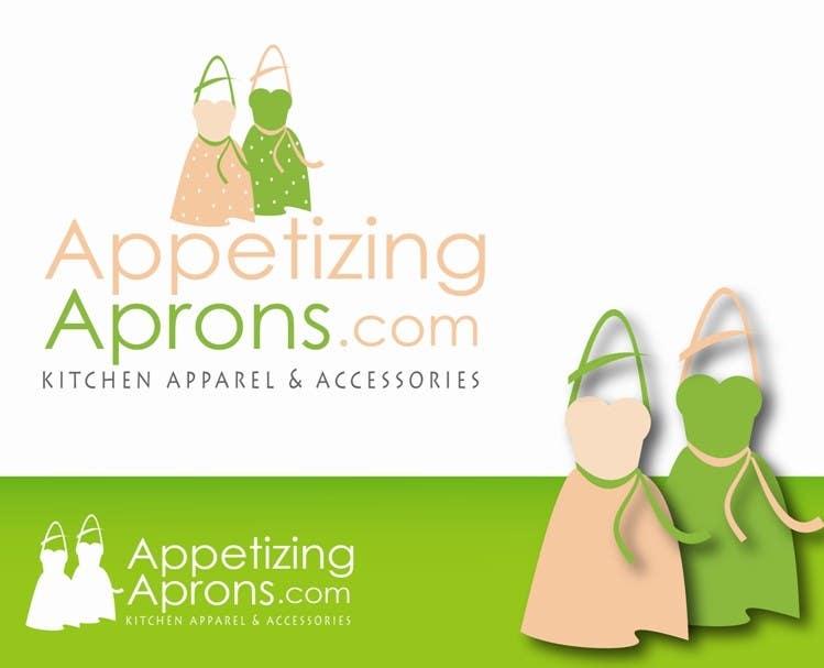 """Intrarea #93 pentru concursul """"Logo Design for AppetizingAprons.com"""""""
