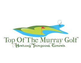 #86 для Logo Design for Top Of The Murray Golf от XPLORTECH