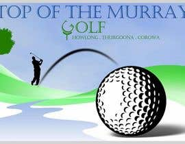 #151 para Logo Design for Top Of The Murray Golf por rahulsharmaiitr