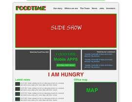 #14 for Design a Website Mockup for FoodDelivery af mishok123
