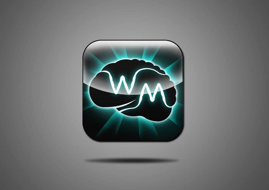 #1485 for W.M app icon design  by KhalfiOussama