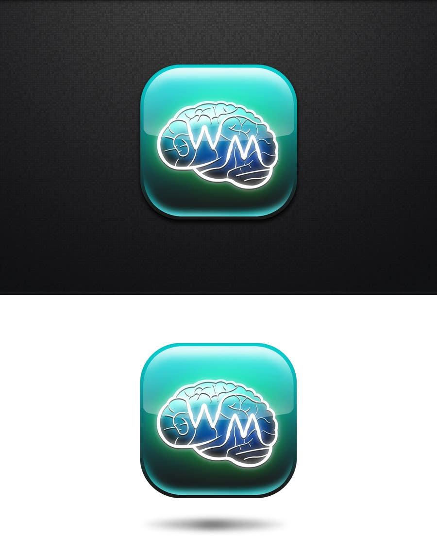 #1582 for W.M app icon design  by KhalfiOussama