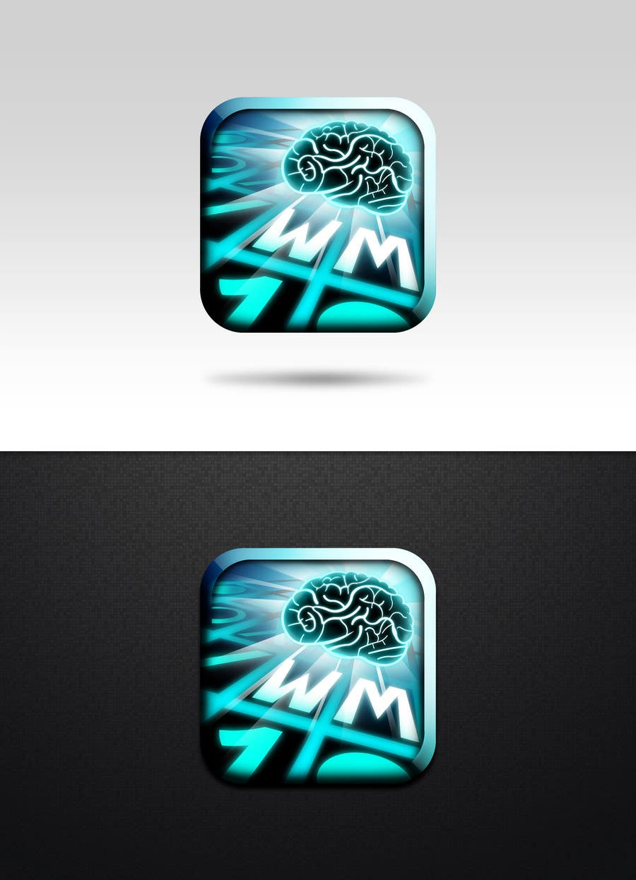 #1647 for W.M app icon design  by KhalfiOussama