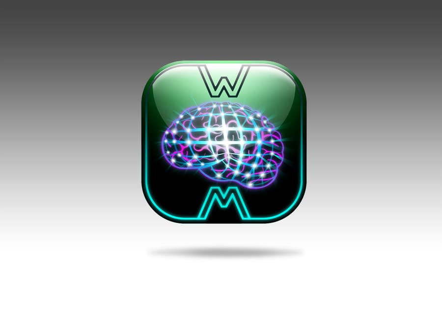 #1678 for W.M app icon design  by KhalfiOussama