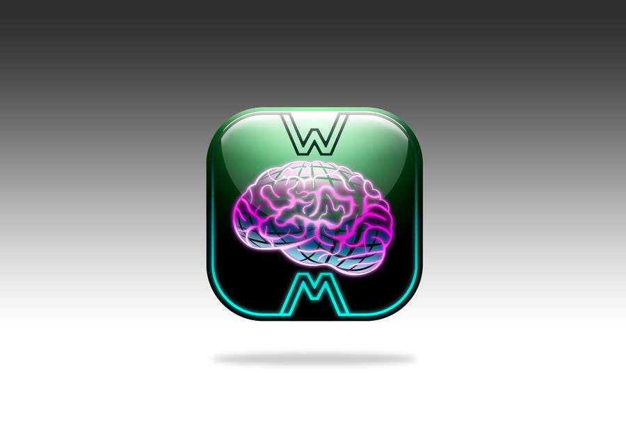 #1747 for W.M app icon design  by KhalfiOussama