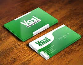 #23 untuk Create a business card with special characters oleh IllusionG