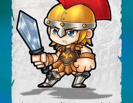hijordanvn tarafından Card Game Design - Tiny Gladiators için no 66