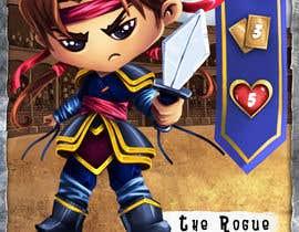 asselnor tarafından Card Game Design - Tiny Gladiators için no 55