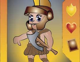 #63 untuk Card Game Design - Tiny Gladiators oleh picxart