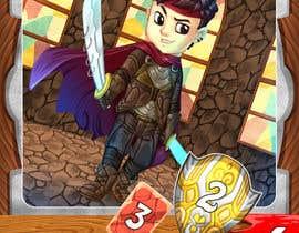 satherghoees1 tarafından Card Game Design - Tiny Gladiators için no 43
