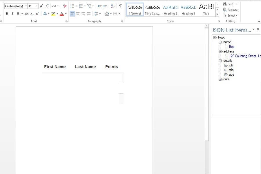 #8 for Develop a Microsoft Word Add-In by Nikhil3398