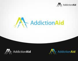 #62 para Logo Design for Addiction Aid por ipanfreelance