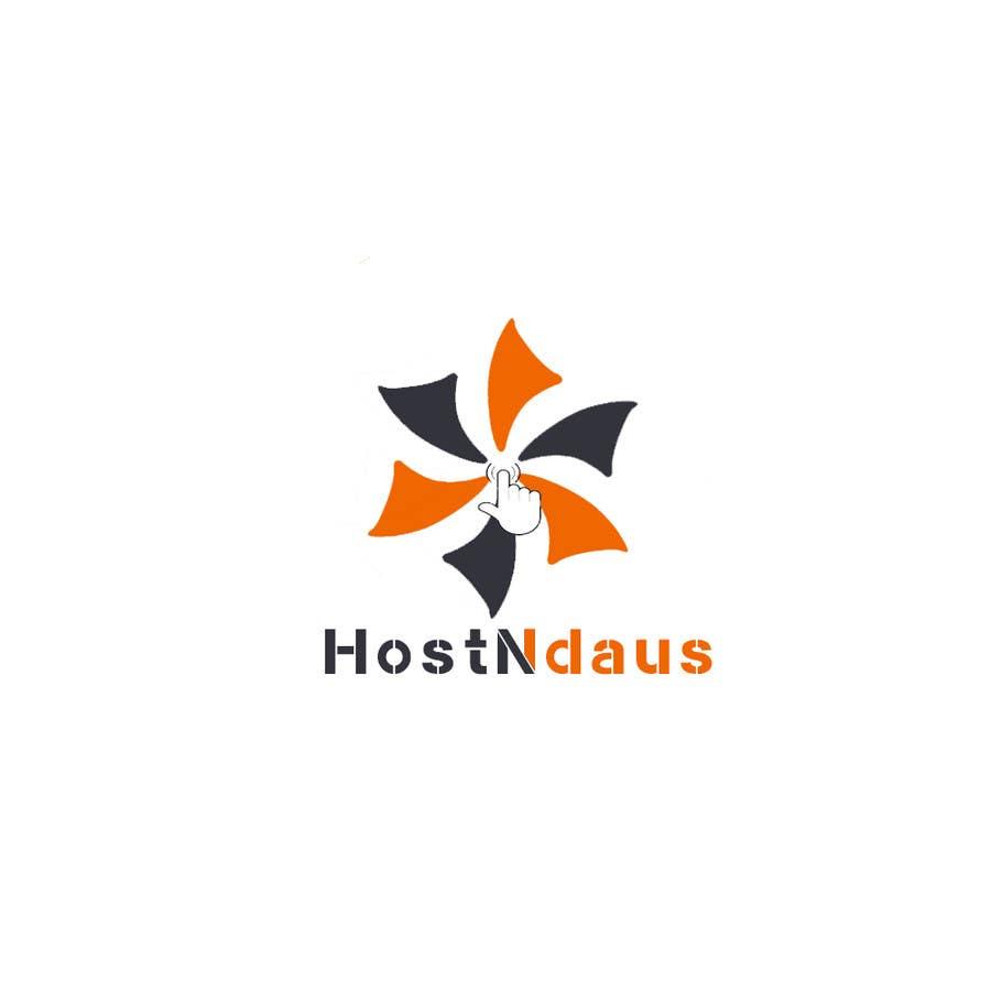 Penyertaan Peraduan #                                        13                                      untuk                                         HostNdaus logo