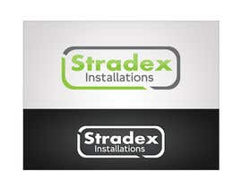 #53 para Logo Design for Stradex Installations por izzup