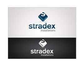 #61 for Logo Design for Stradex Installations af izzup