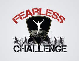 #34 for Logo Design for Fearless Challenge af Piyu31