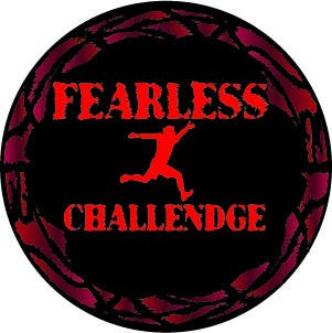 Konkurrenceindlæg #                                        105                                      for                                         Logo Design for Fearless Challenge