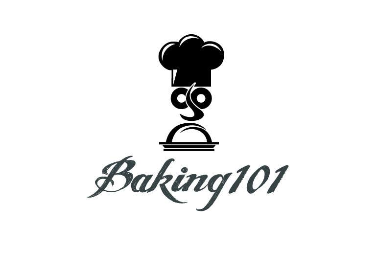 #57 for Design a Logo for Baking 101 by adityajoshi37
