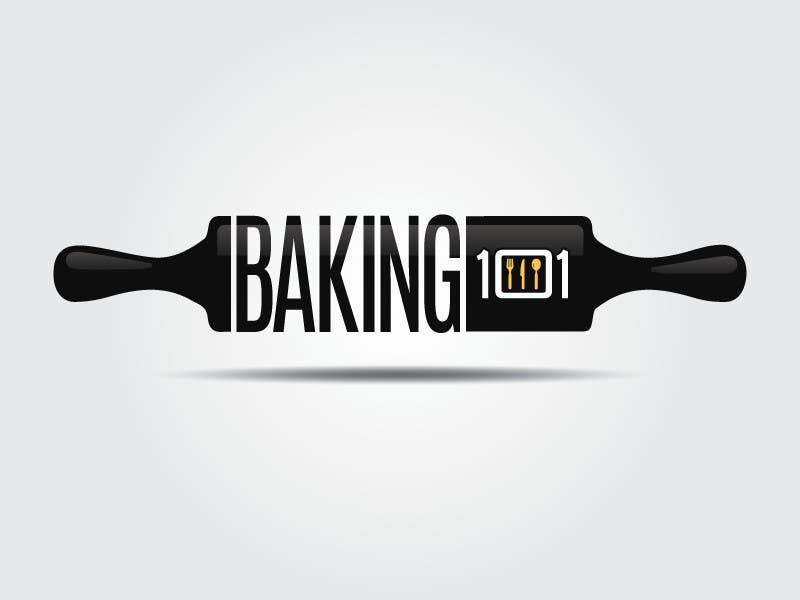 #44 for Design a Logo for Baking 101 by alMusawar