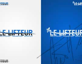 #94 para Logo Design for Le Lifteur por stanislawttonkow