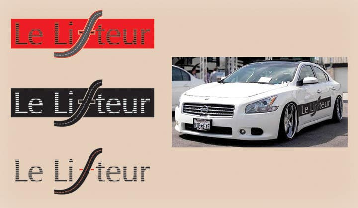Inscrição nº 14 do Concurso para Logo Design for Le Lifteur