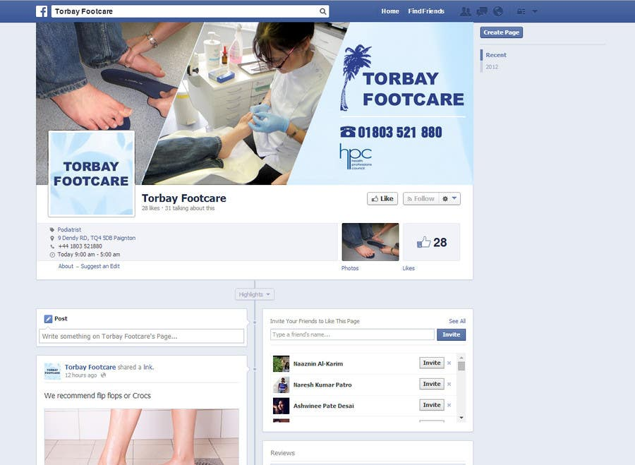 #28 for Facebook Header Design by VrushaliSingh