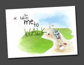 #25 untuk Children book illustration oleh Decafe