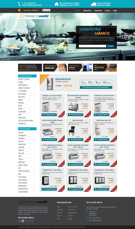 Konkurrenceindlæg #                                        8                                      for                                         New design webshop
