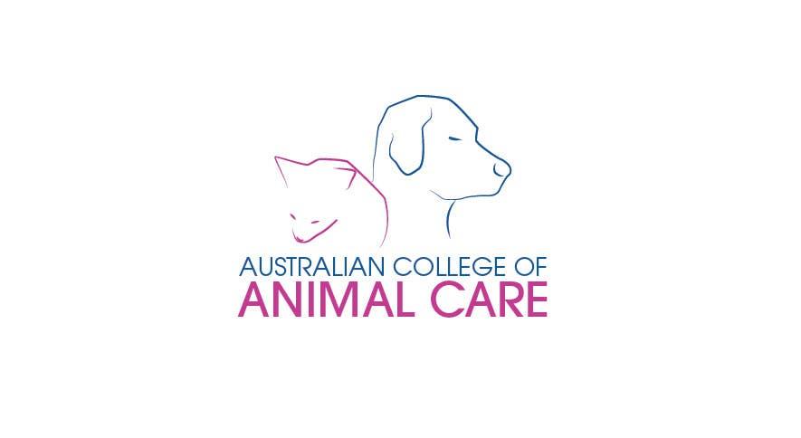 Bài tham dự cuộc thi #                                        34                                      cho                                         Logo Design for Australian College of Animal Care