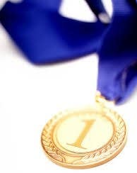 #5 for gold medal and blue ribbon by saad116