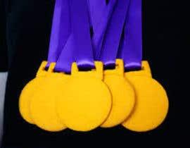 saad116 tarafından gold medal and blue ribbon için no 6