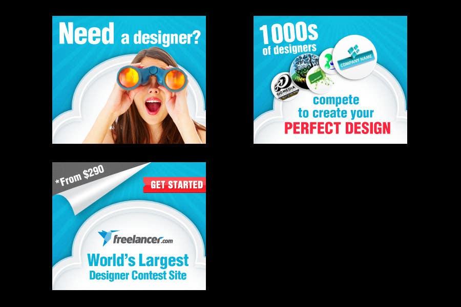 Contest Entry #190 for Banner Ad Design for Freelancer.com