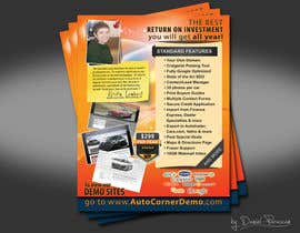 nº 31 pour Flyer Design for AutoCorner par dalizon