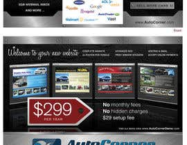 nº 5 pour Flyer Design for AutoCorner par marinfinerty