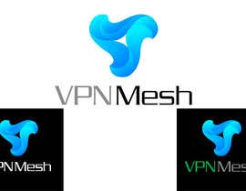 #191 para Logo Design for VpnMesh por safi97