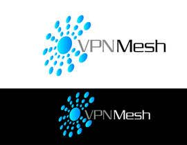 #150 para Logo Design for VpnMesh por safi97