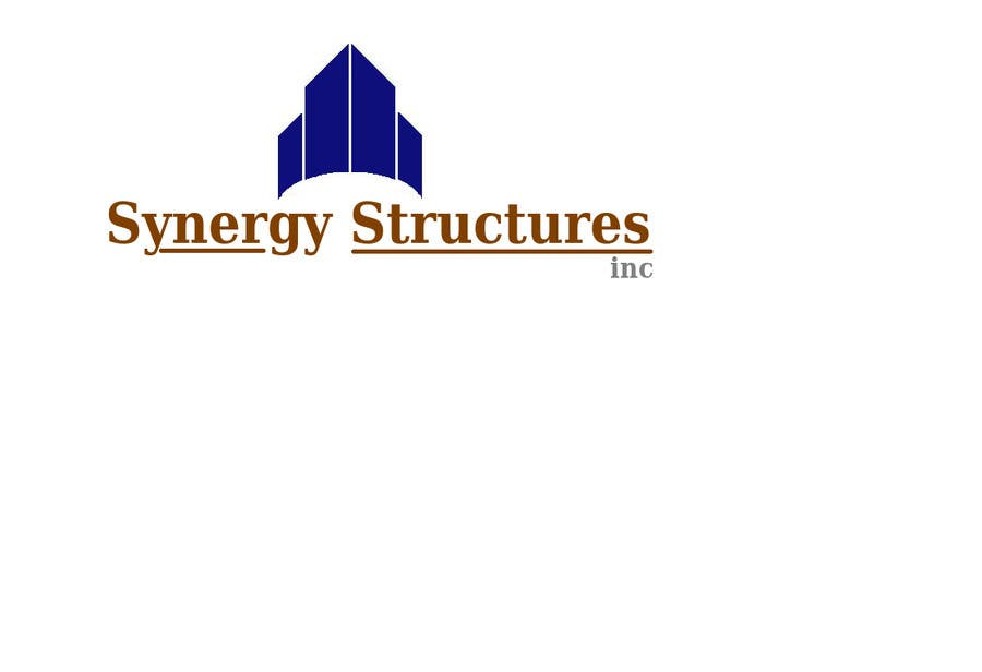 "#16 for Logo for ""Synergy Structures"" $40 1st, $10 2nd. Apartment building construction company. by burhan102"