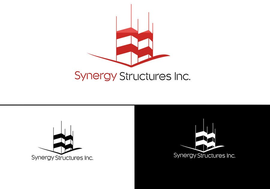 "#8 for Logo for ""Synergy Structures"" $40 1st, $10 2nd. Apartment building construction company. by tehsolution"