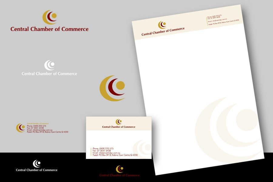 Inscrição nº 29 do Concurso para ***URGENT*** Business Card Design for Central Chamber of Commerce
