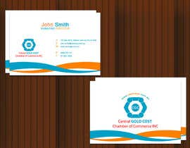 #30 untuk ***URGENT*** Business Card Design for Central Chamber of Commerce oleh kannansoorej2009