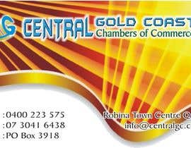 #20 для ***URGENT*** Business Card Design for Central Chamber of Commerce от khentpage