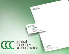 #24 untuk ***URGENT*** Business Card Design for Central Chamber of Commerce oleh antwanfisha