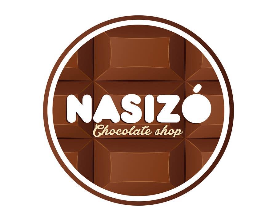 Inscrição nº                                         53                                      do Concurso para                                         Logo for my chocolate shop