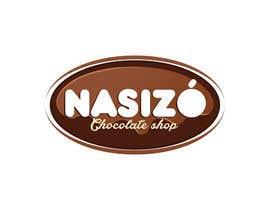 #54 para Logo for my chocolate shop por telephonevw