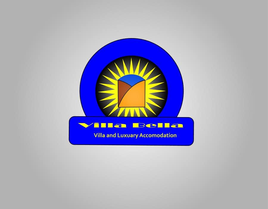Kilpailutyö #                                        43                                      kilpailussa                                         Logo Design for Villa Bella - Next logo will earn $1000