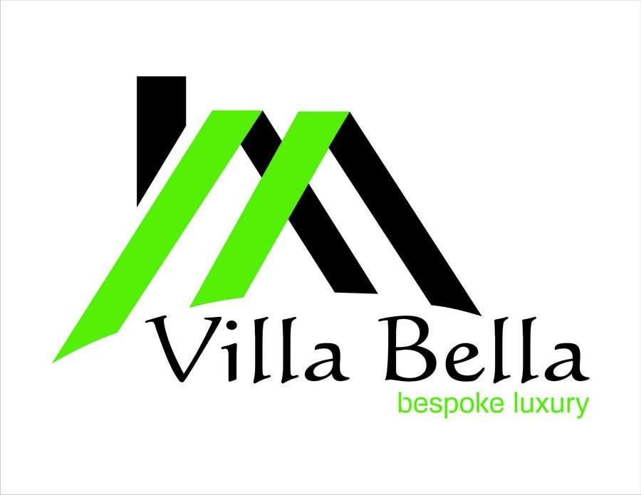 Kilpailutyö #                                        44                                      kilpailussa                                         Logo Design for Villa Bella - Next logo will earn $1000