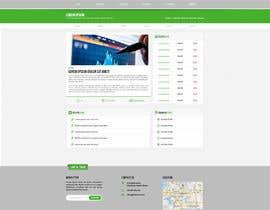 OperatorMyszki tarafından Mockup for 1 page of new website design için no 10