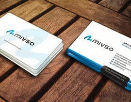 #6 for Design some Business Cards for Mivso by ezesol