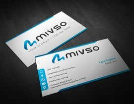 #11 for Design some Business Cards for Mivso by pointlesspixels